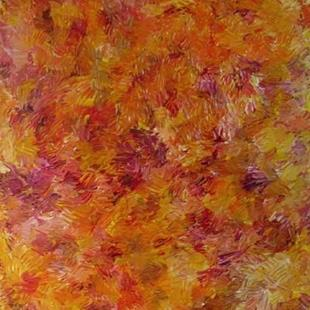Art: AUTUMN MEDLEY by Artist Dawn Hough Sebaugh