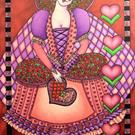 Art: Foole for Love by Artist Shelly Bedsaul