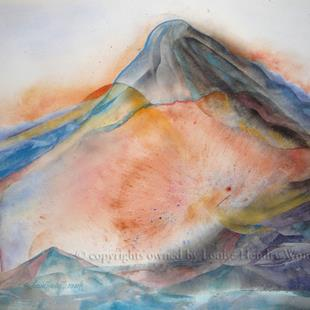 Art: The Wonderful Chasm by Artist Louise Hendry Womack