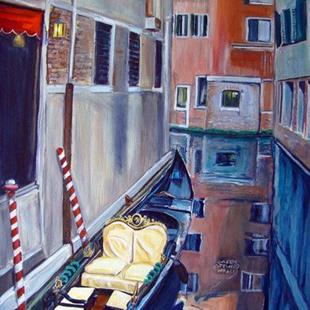 Art: Venice Abandoned by Artist Heather Sims