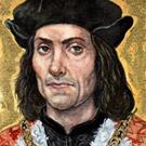 Art: Henry VII by Artist Mark Satchwill