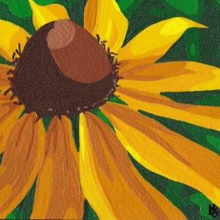 Art: Black Eyed Susan by Artist Kris Jean