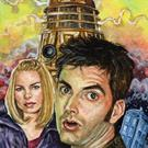 Art: Doctor Who by Artist Mark Satchwill
