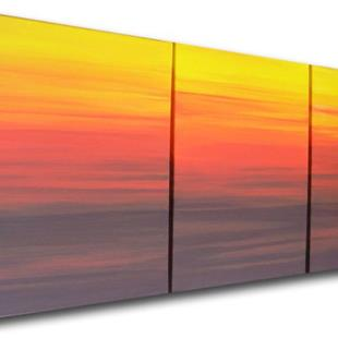 Art: SUNSET DELIGHT by Artist Kate Challinor