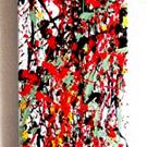 Art: Skateboard Deck No. 1 - 2008 by Artist Ben Walker