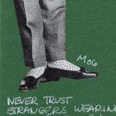 Art: NEVER TRUST STRANGERS WEARING DOTTED SOCKS! by Artist Gabriele Maurus