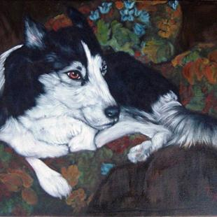 Art: Dawn's Lucy - Lost and Found by Artist Tracey Allyn Greene