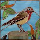 Art: Robin Redbreast #1 by Artist Linda J. McGarvey