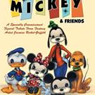 Art: Mickey Mouse and Friends presented by Jasmine Becket-Griffith and Disney by Artist Jasmine Ann Becket-Griffith