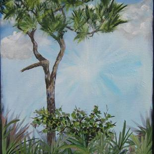 Art: Old Florida -sold by Artist Ke Robinson