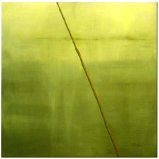 Art: zen . simply . is - Sold by Artist victoria kloch