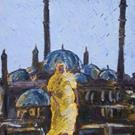 Art: Istanbul by Artist Andrea Golino