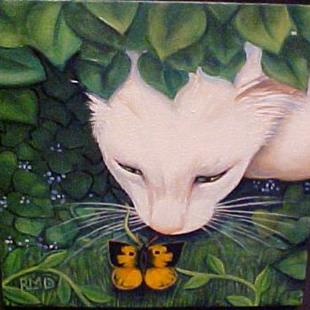 Art: I SEE YOU! by Artist Rosemary Margaret Daunis
