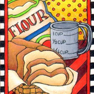Art: Fresh Baked (sold) by Artist Shelly Bedsaul