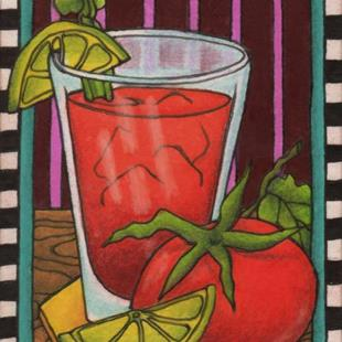 Art: Bloody Mary by Artist Shelly Bedsaul