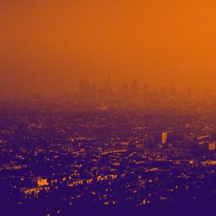 Art: Los Angeles by Artist Kelli Ann Dubay