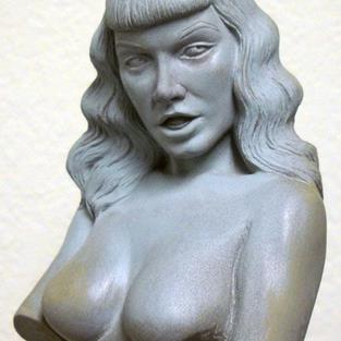 Art: Bettie 1 by Artist John Thompson