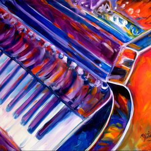 Art: ABSTRACT PIANO 2420 by Artist Marcia Baldwin