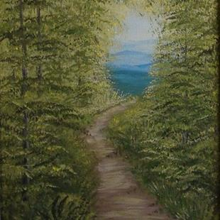 Art: Path to Wisdom by Artist Leea Baltes