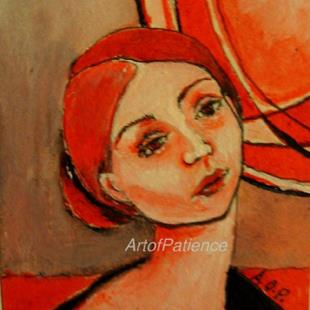 Art: NFAC: ACEO:  'Sun Dancer by Artist Patience