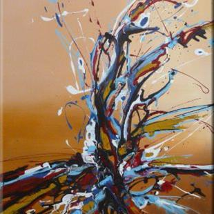 Art: ORIGINAL ABSTRACT PAINTING, MODERN ART      -      SOLD by Artist Nataera