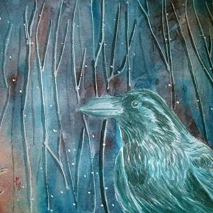 Art: So Comes Sorrow by Artist Kathleen Ralph
