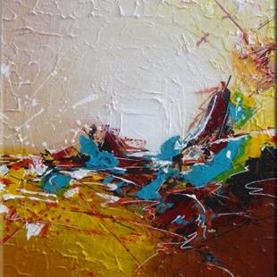Art: ORIGINAL abstract PAINTING   -   SOLD by Artist Nataera
