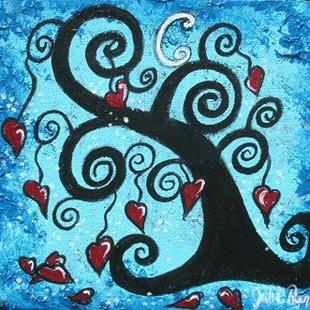 Art: The Love Tree by Artist Juli Cady Ryan