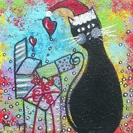 Art: Gift Of Love by Artist Juli Cady Ryan