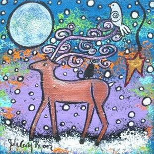 Art: Winter Celebration by Artist Juli Cady Ryan