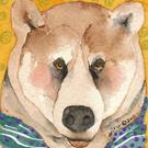 Art: 'BEAR of the YEAR' by Artist Gretchen Del Rio