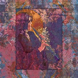 Art: Oboe Lament by Artist Mary Ogle