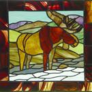 Art: Rockies: Moose by Artist Dawn Lee Thompson