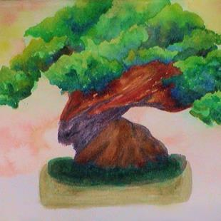 Art: BONSAI 4 JAPAN by Artist Susie Barstow
