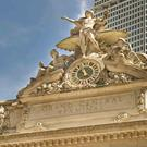 Art: Grand Central 42nd Street Entrance by Artist Richard Holland