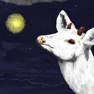 Art: Wish Upon a Star by Artist Amanda Makepeace