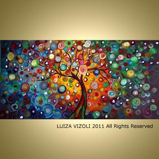 Art: MUSIC for my SOUL by Artist LUIZA VIZOLI
