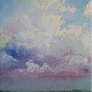 Art: Approaching Squall by Artist Kimberly Vanlandingham