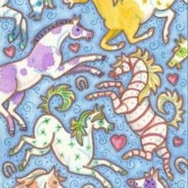 Art: IF WISHES WERE HORSES III by Artist Susan Brack