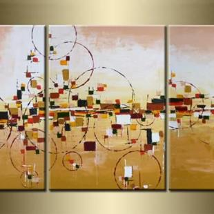 Art: ORIGINAL AABSTRACT PAINTING - SOLD by Artist Nataera
