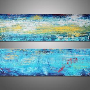 Art: Lithosphere 50 by Artist Hilary Winfield