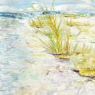Art: Sea Scape - sold by Artist Ulrike 'Ricky' Martin