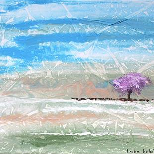 Art: Spring Morning (s) by Artist Luba Lubin