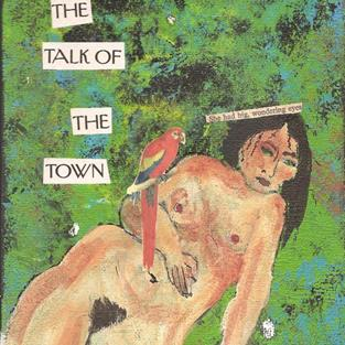 Art: The Talk of the Town by Artist Nancy Denommee