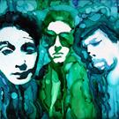 Art: It's the New Style! (Beastie Boys) by Artist Monica Moody