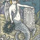 Art: SAILOR'S SEA ANGEL by Artist Susan Brack