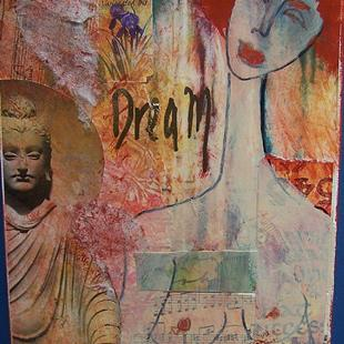 Art: Dream SOLD by Artist Nancy Denommee