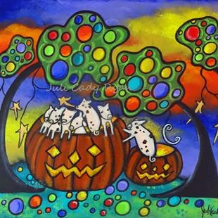 Art: Autumn Celebration II by Artist Juli Cady Ryan