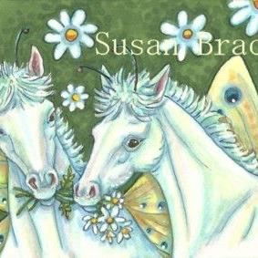 Art: FAIRY FILLIES by Artist Susan Brack