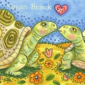 Art: ANIMAL ATTRACTION by Artist Susan Brack